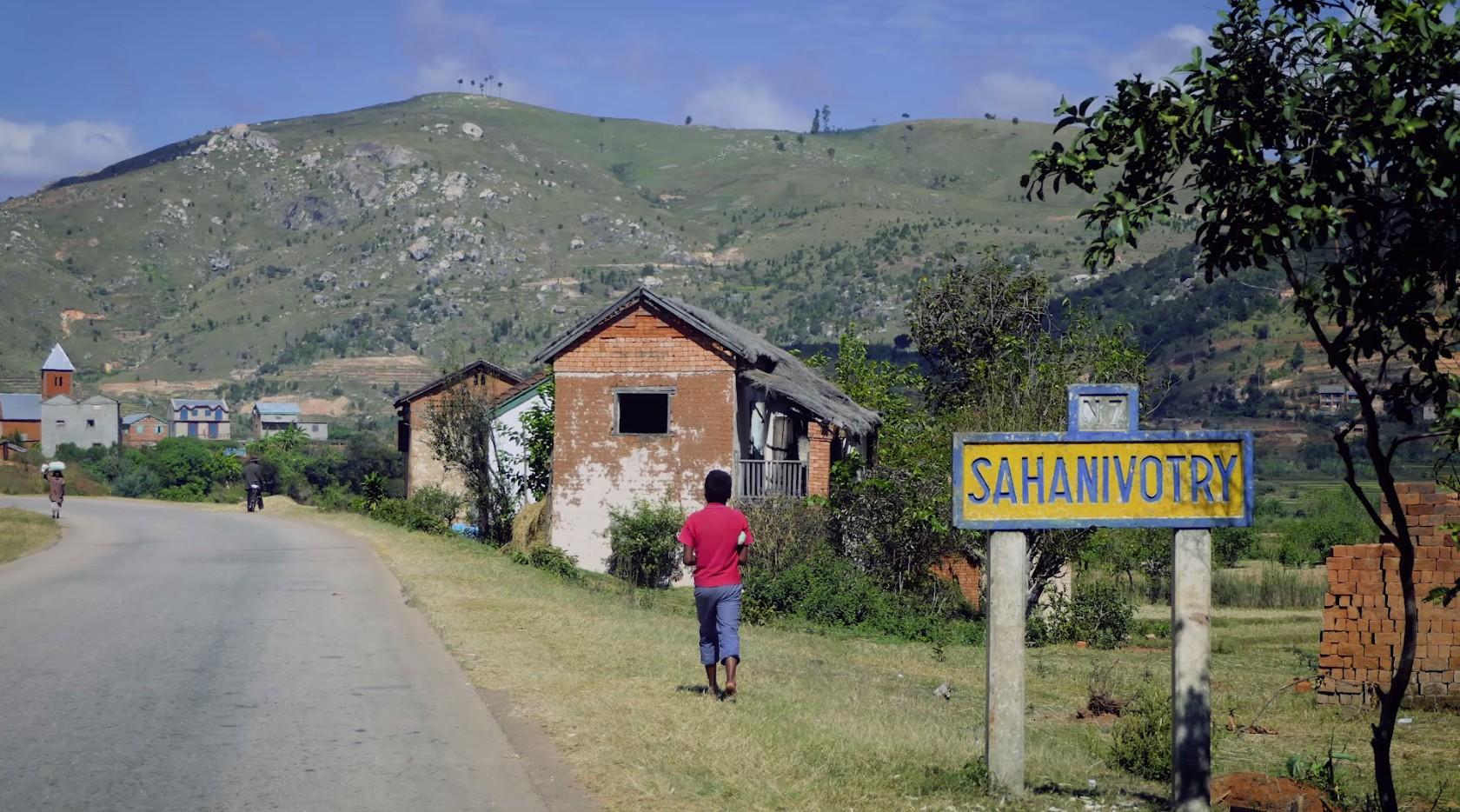 villages de Sahanivotry (Madagascar)