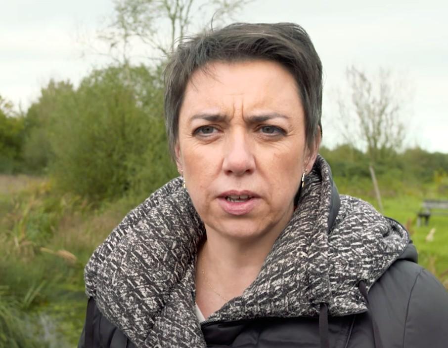 Cécile Barreau, vice-présidente du Conseil départemental de la Vendée
