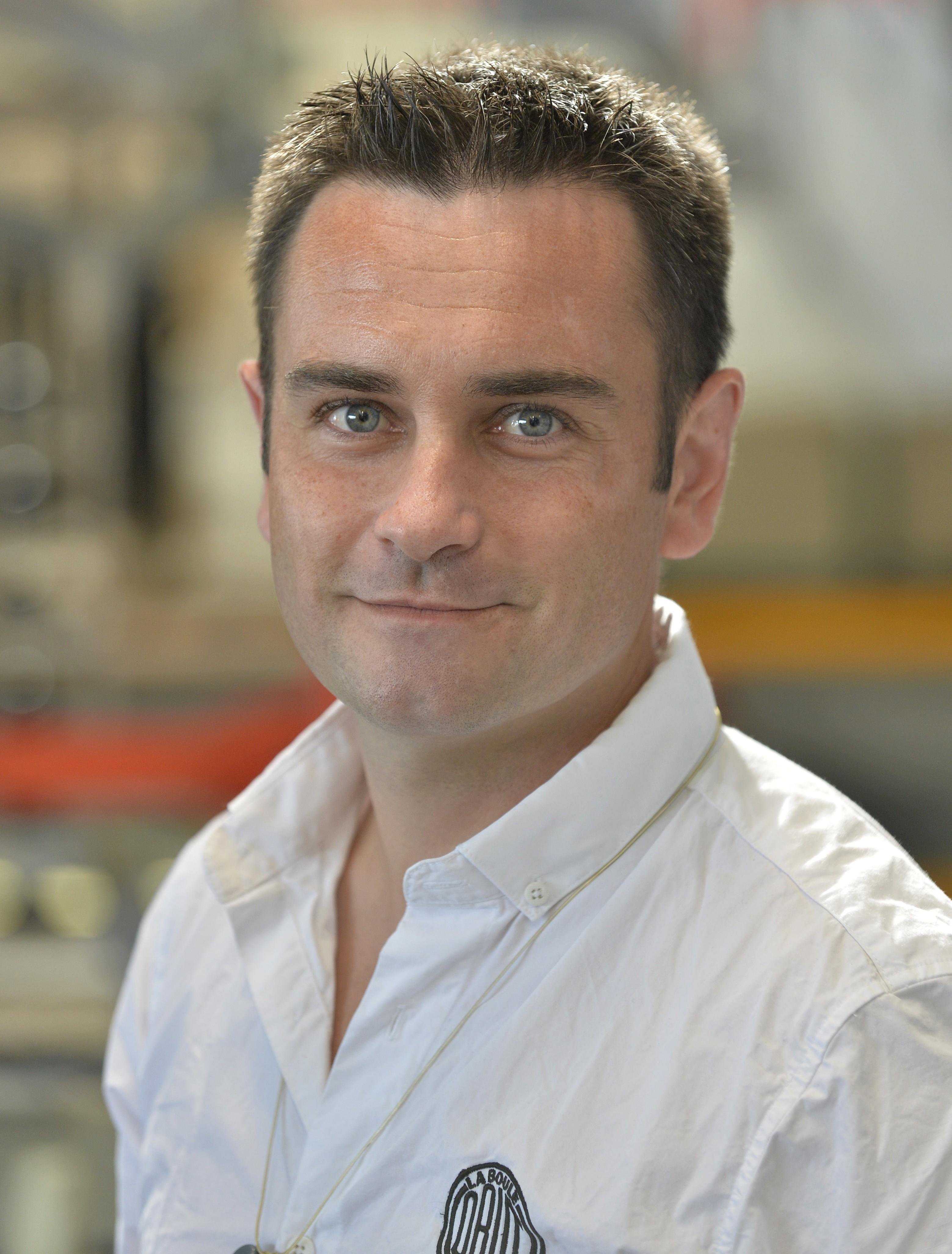 Julien Lacour, Ingénieur Recherche et Développement, la Boule OBUT