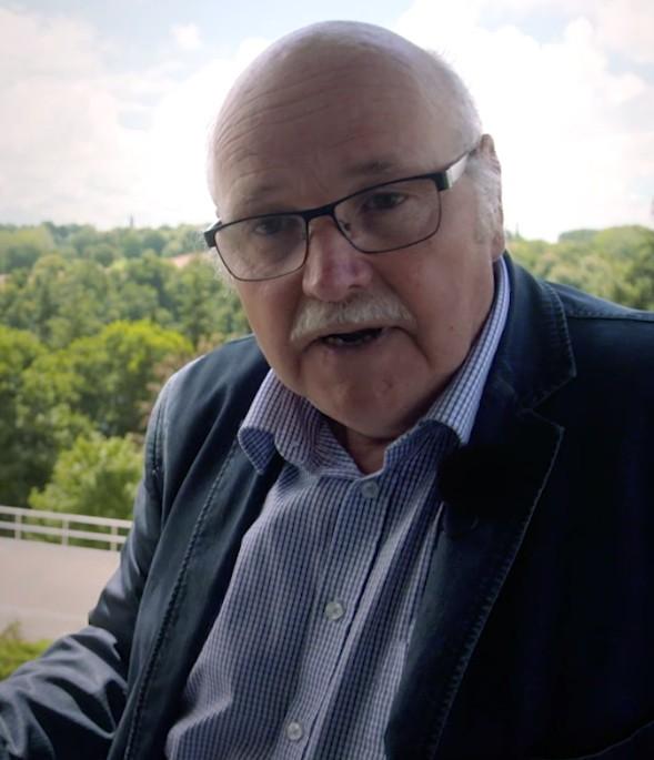 Michel Raffray, président du syndicat mixte Arguenon-Penthièvre