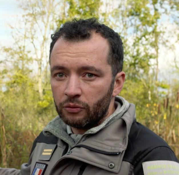 Mikaël Le Bihan, Agence Française pour la Biodiversité
