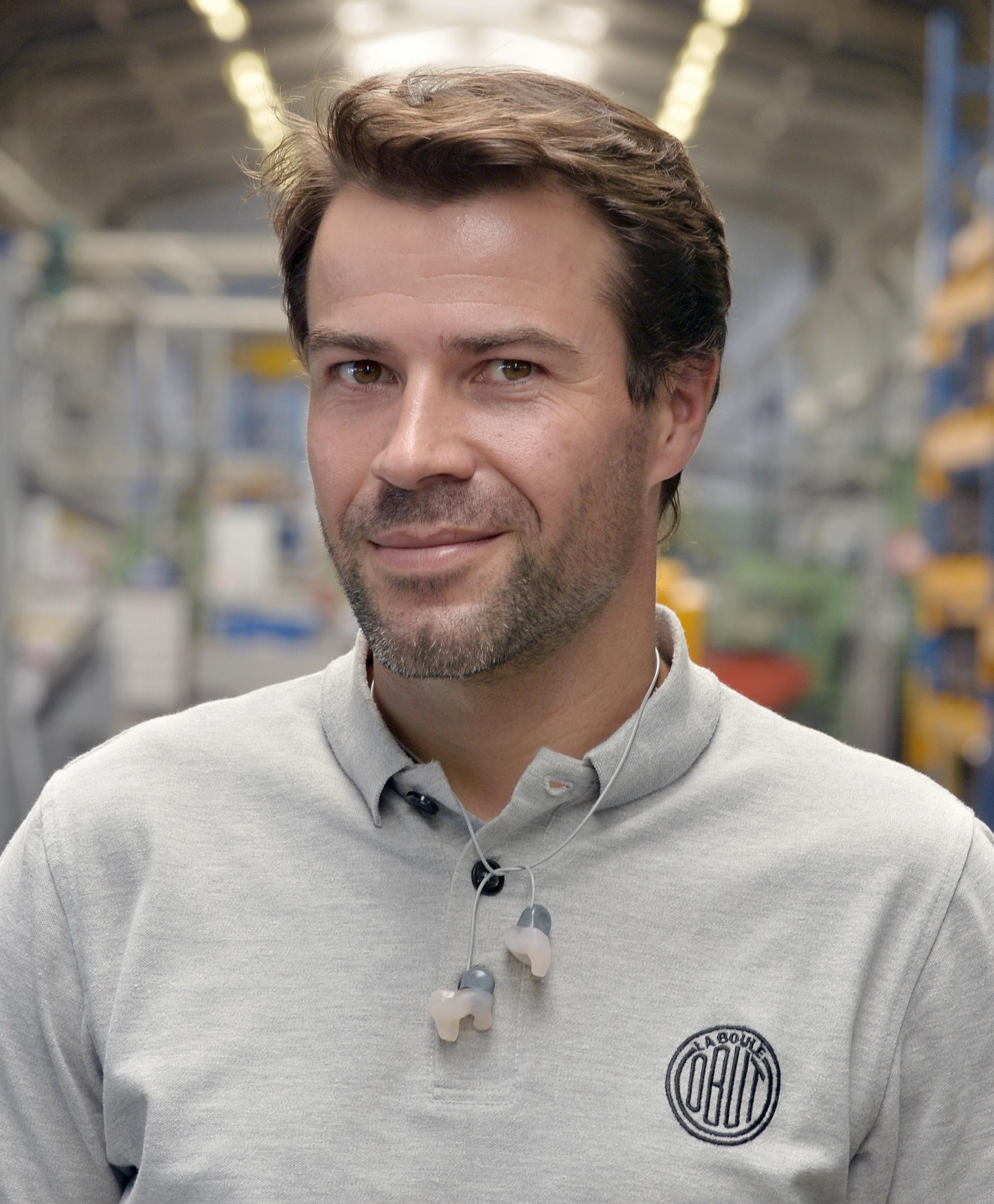 Romain Souvignet, Directeur général de La Boule OBUT
